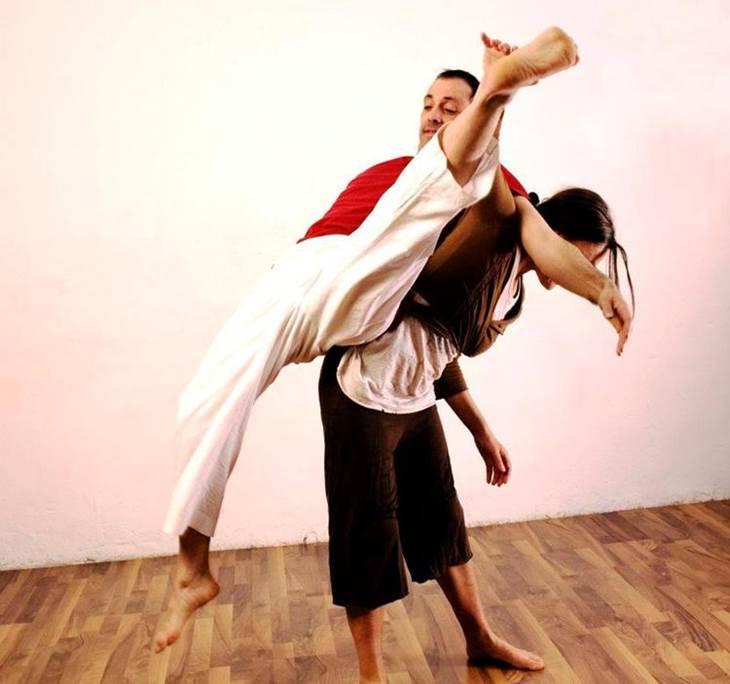 Dansa Contact Improvisació - pic0