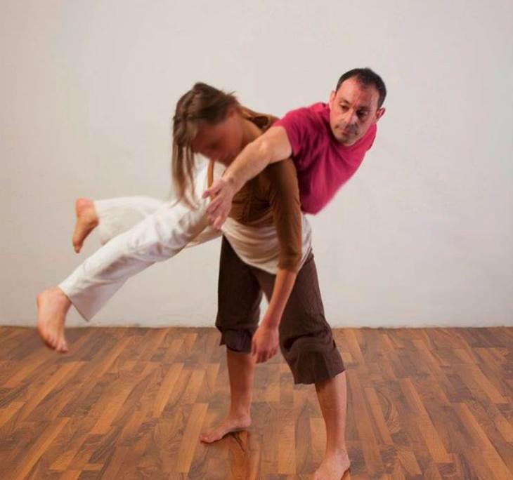 Dansa Contact Improvisació - pic1