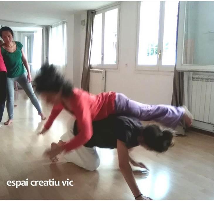 Dansa Contact Improvisació - pic3