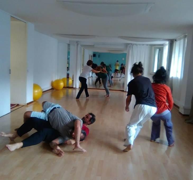 Dansa Contact Improvisació - pic4