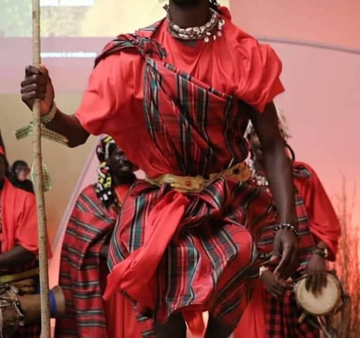 DANZA AFRICANA Y TEMAZCAL DE FUEGO - pic1