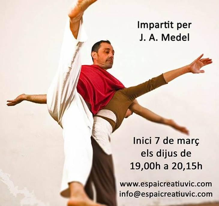 Danza Contact Improvisación - pic0