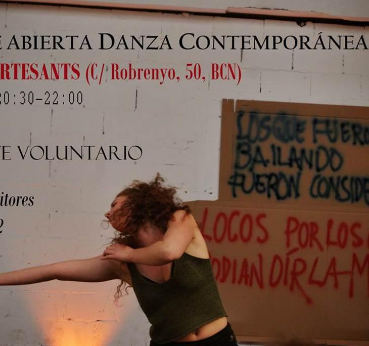 Danza contemporanea - Nivel Abierto - pic0