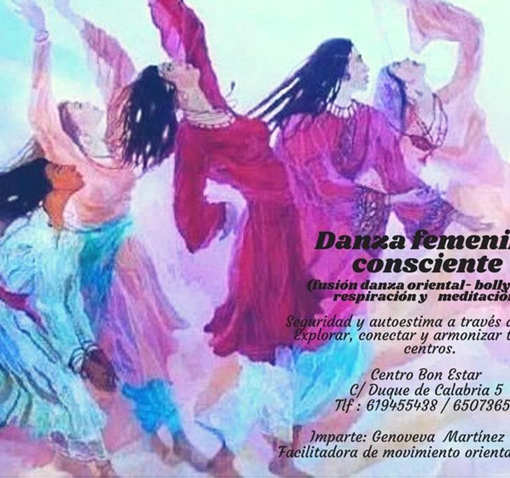 Danza Sagrada Femenina. Clases Regulares. Valencia - pic0