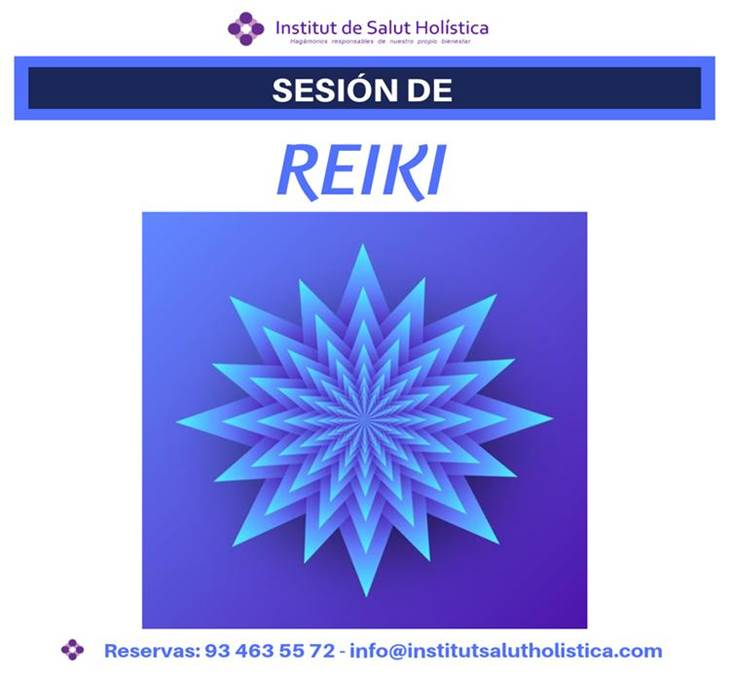 EN PROMOCIÓN de Reiki  1 hora - pic0