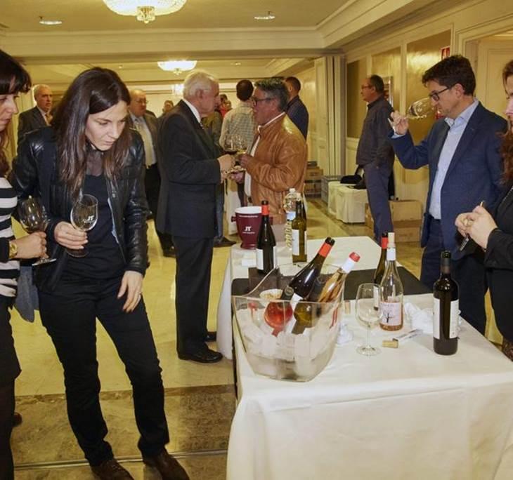 Degustación de vinos rosados en hotel de 5* - pic0