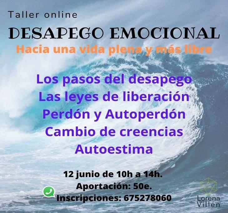 DESAPEGO EMOCIONAL - pic0