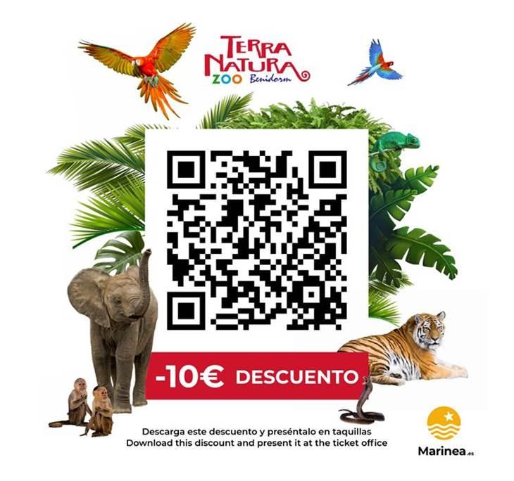 Descuento Terra Natura Benidorm 2021 - pic0