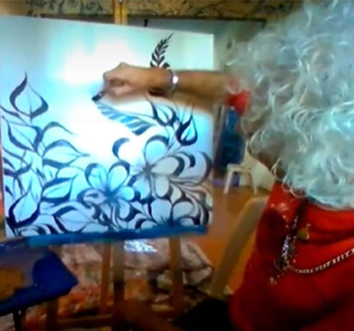 Descubre tu artista.Taller de pintura desde casa - pic2