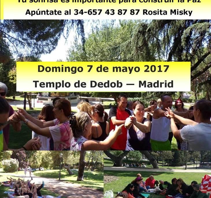 Día Mundial de Risa Madrid - pic0