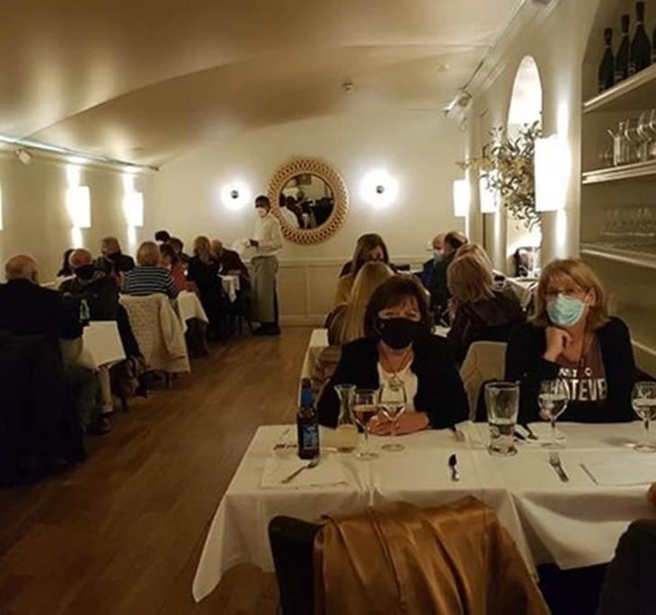 El Dinar dels Diumenges - Restaurant CENTFOCS - pic0
