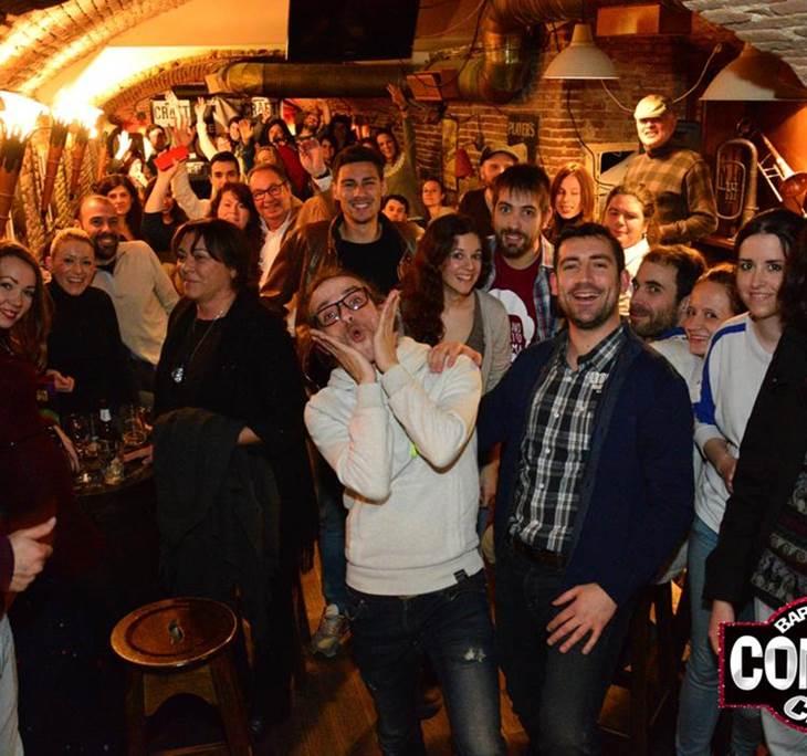 DOMINGO de BARCELONA COMEDY CLUB - pic0
