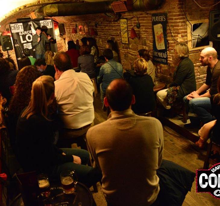 DOMINGO de BARCELONA COMEDY CLUB - pic0