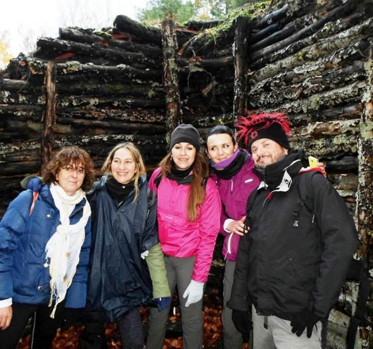 El Hayedo de la Tejera Negra, El Bosque Sagrado - pic1