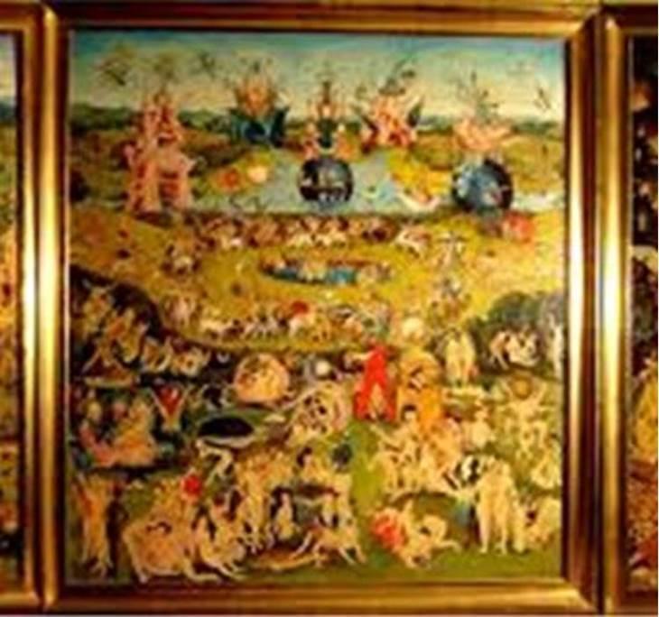 El jardín de las delicias.el pintor maldito. gratis - Uolala