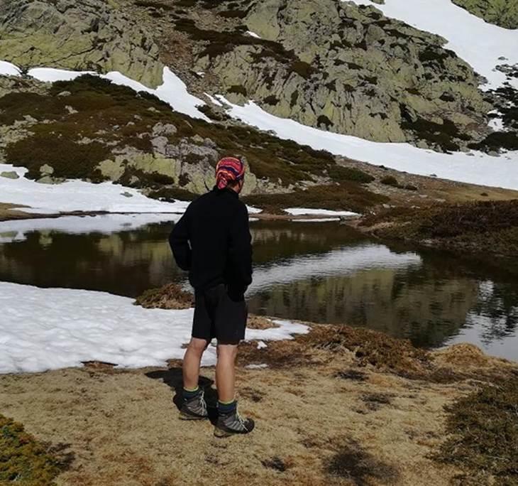 El Nevero y sus lagunas glaciares - pic0