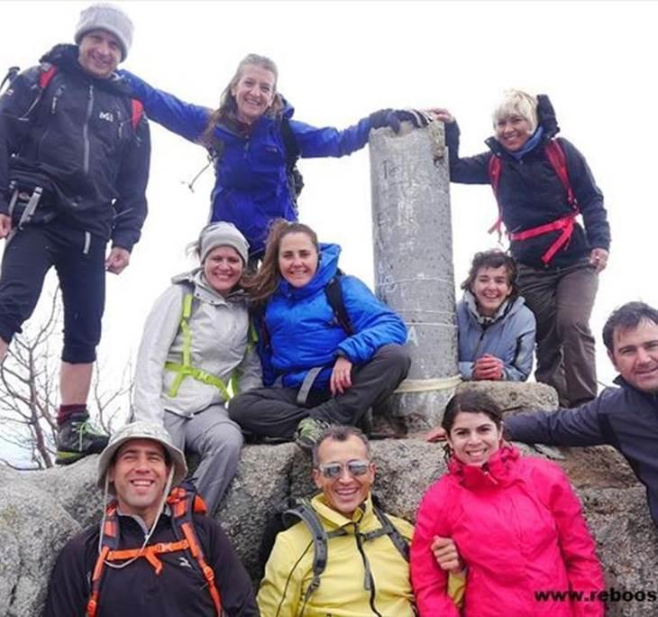 El Pico de la Miel y el Cancho Gordo, La Cabrera - pic1