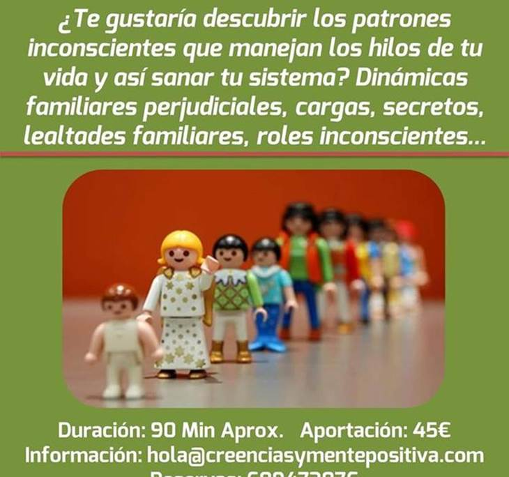 CONSTELACIONES FAMILIARES PRIVADAS (Pedir cita) - pic0