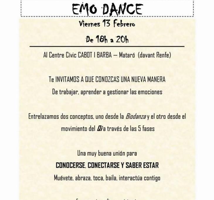 EMOCIONES EN MOVIMIENTO - EMO DANCE - pic0