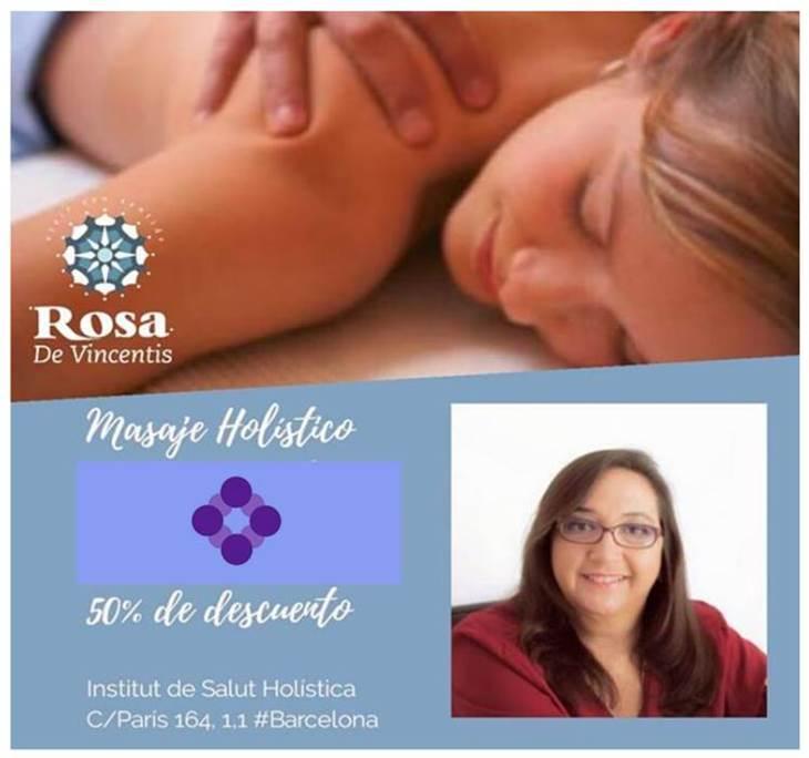 En promoción masaje Holístico descuento 50% - pic0
