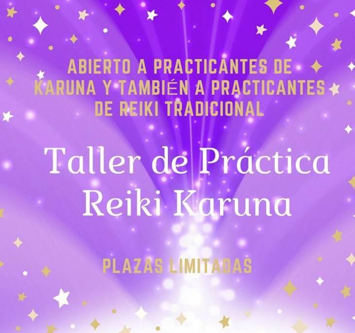 Karuna Reiki - Taller de práctica Gratuito - pic0