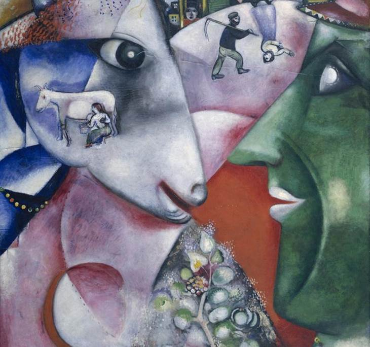 Entender el Arte con Marc Chagall - pic0