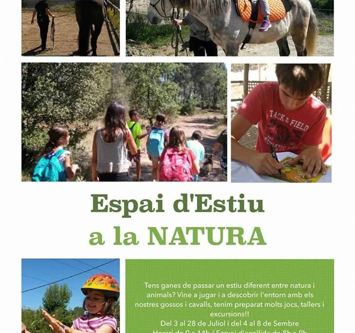 Espai d'Estiu Inclusiu a la Natura - pic0