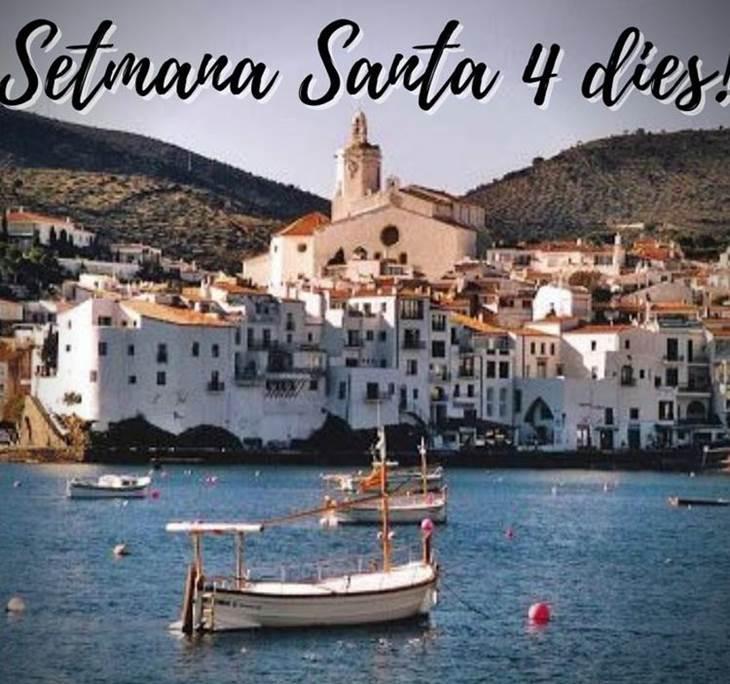 ESPECIAL SETMANA SANTA - L'EMPORDÀ (4 DIES) - pic0