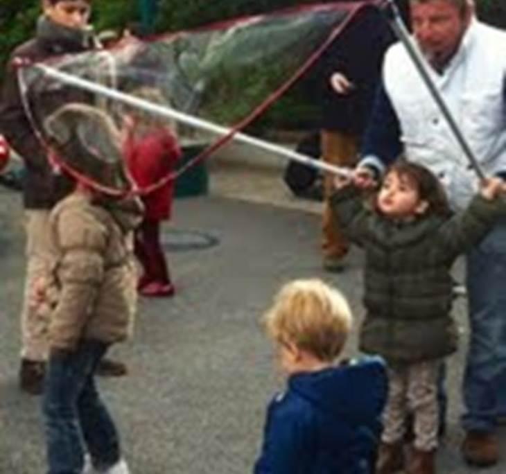 Espectaculo infantil de titeres al aire libre - pic3