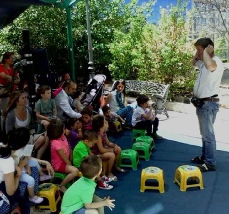 Espectaculo infantil de titeres al aire libre - pic4