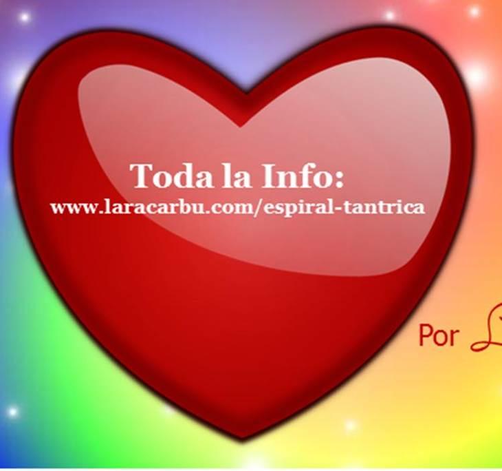 AYÚDANOS: ESPIRAL TÁNTRICA - PARA MUJERES - pic0