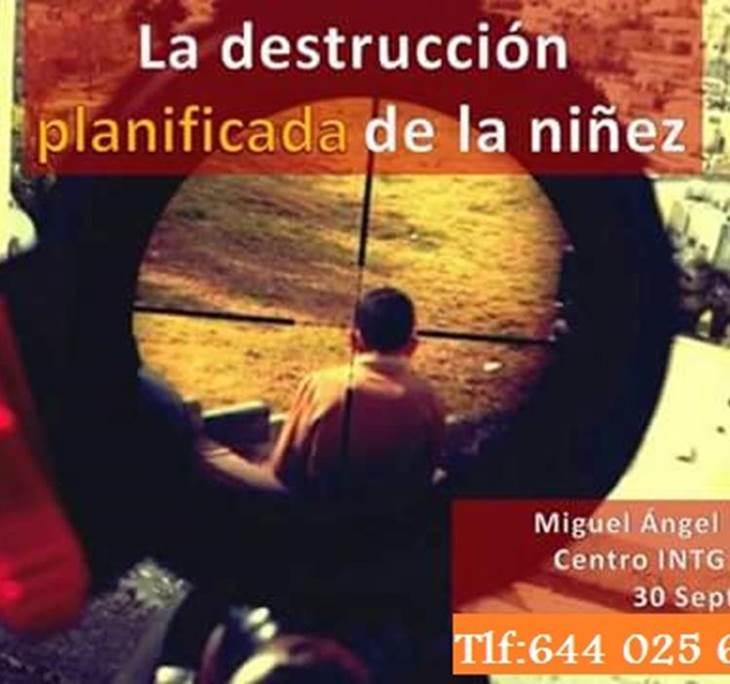 Evento Vip:La Destrucción Planificada de la Niñez - pic0