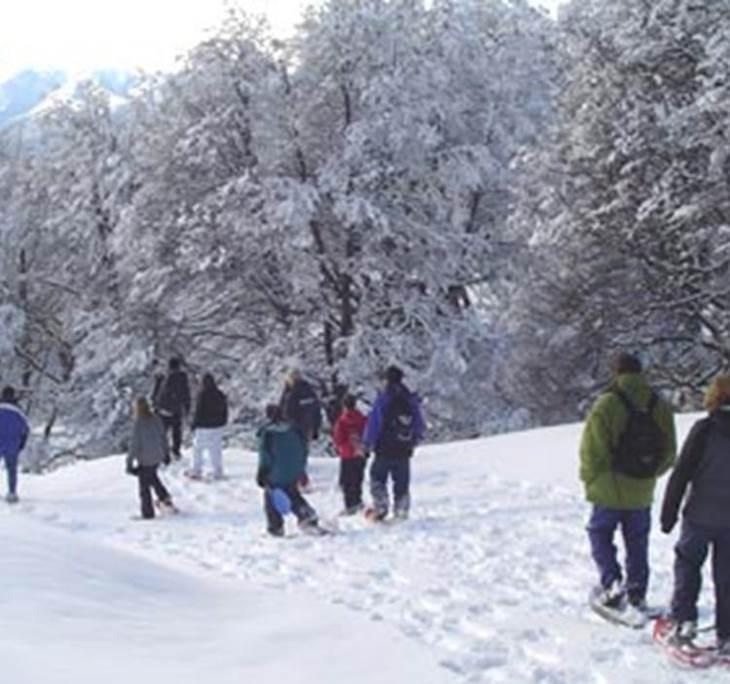 Excursió amb raquetes de neu - pic2