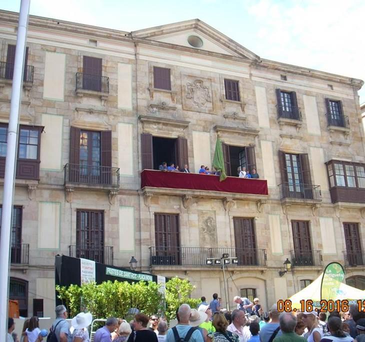 FESTES DE SANT ROC, MISSA I GOIGS DEL SANT AL PI - pic0