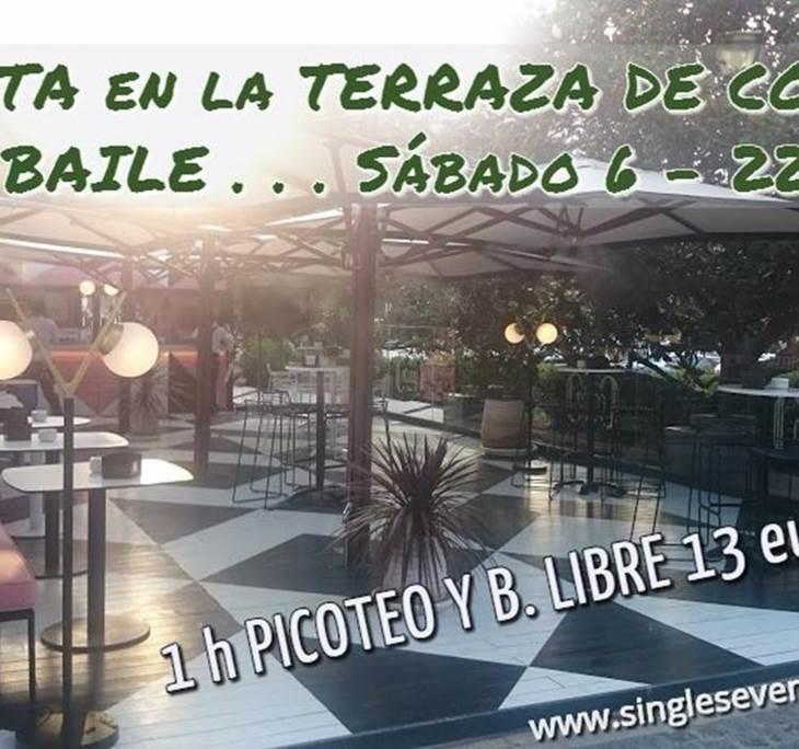 Fiesta En Terraza De Colón Picoteo Y B Libre 13 Uolala