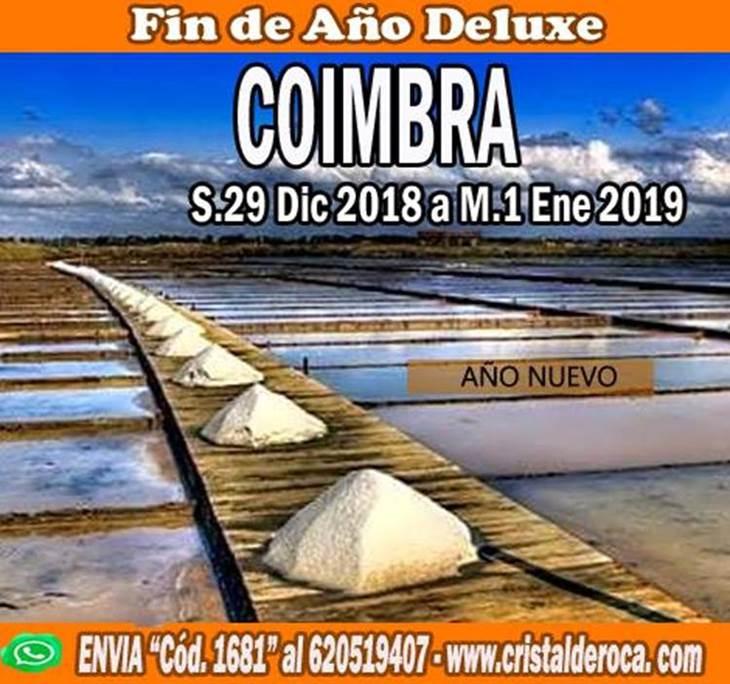 COIMBRA y TERMAS DO BICANHO *FIN DE AÑO DELUXE* - pic0