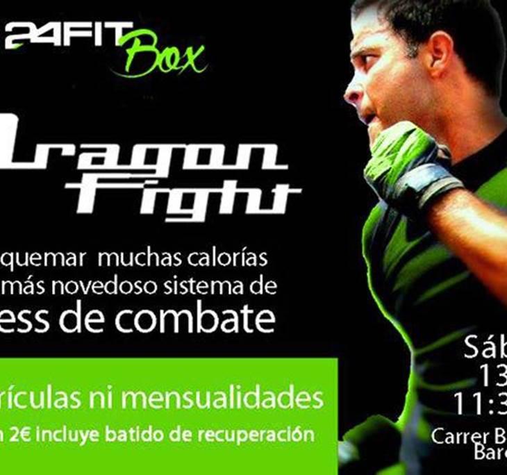 Fitness de combate dragon fight uolala for Av diagonal 434