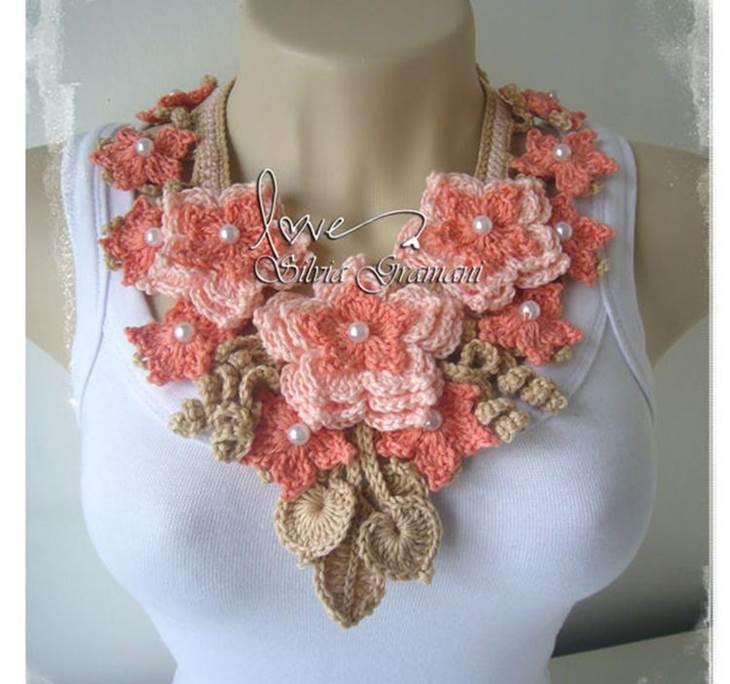 Taller Flores De Crochet Uolala
