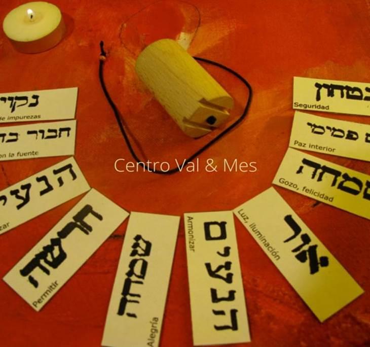 FORMACIÓN PÉNDULO HEBREO - NIVEL III - pic0