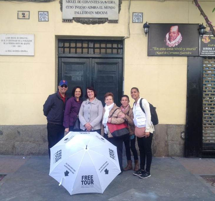 FREE TOUR: BARRIO DE LAS LETRAS - pic0