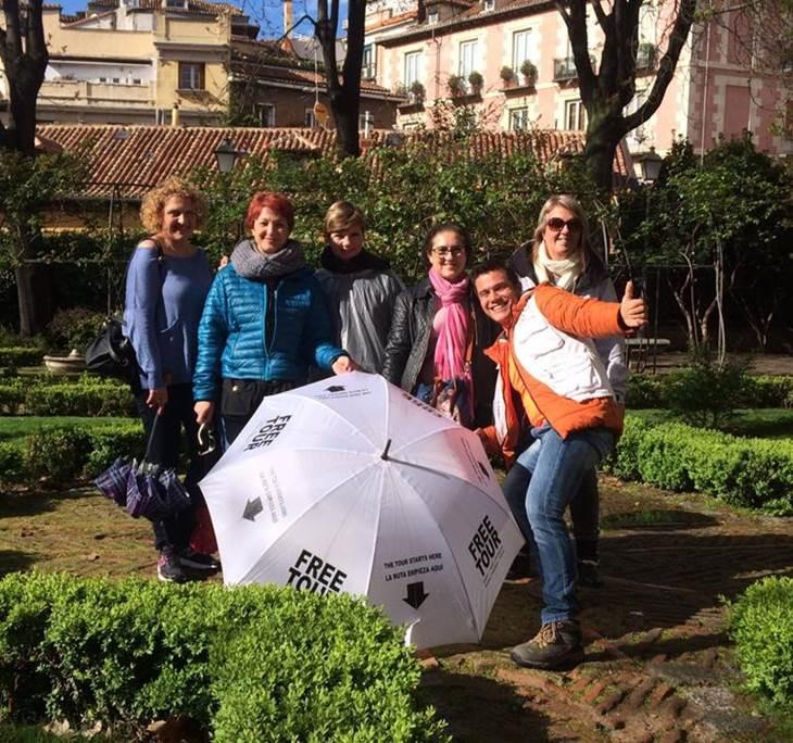 FREE TOUR: SECRETOS DE MADRID - pic0