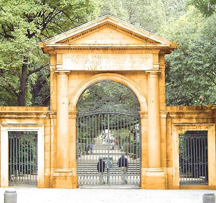 Visita freetour jard n bot nico madrid uolala for Sanse 2016 jardin botanico