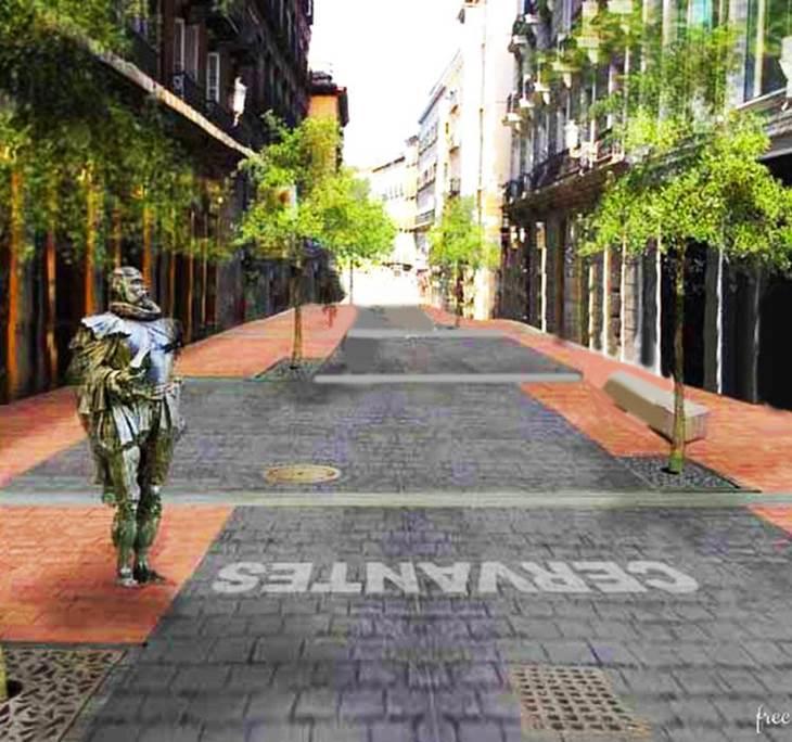 Freetour Madrid del barrio de las letras - pic0