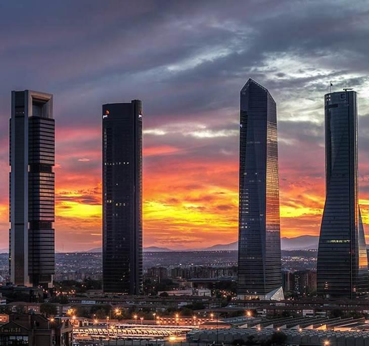 Freetour arquitectura moderna en Madrid - pic0
