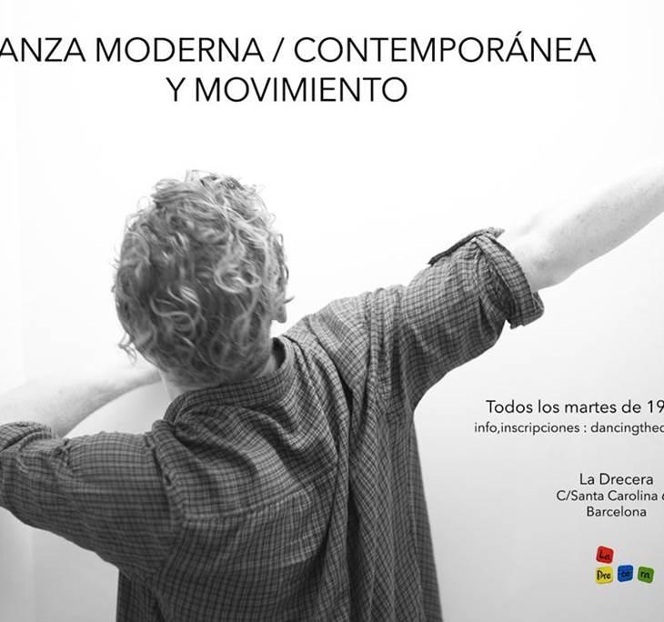 DANZA MODERNA / CONTEMPORÁNEA Y MOVIMIENTO - pic0