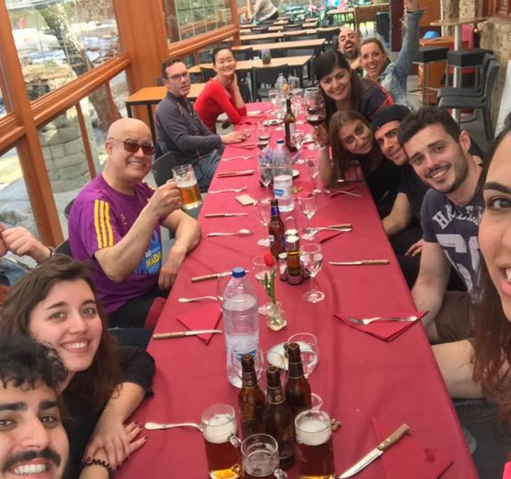 MADRID Risas, Gente Nueva, Diversión + TAPEO. - pic0