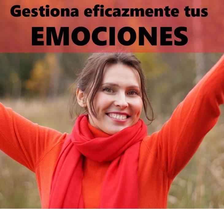 Gestiona EFICAZMENTE tus EMOCIONES (Previa cita) - pic0
