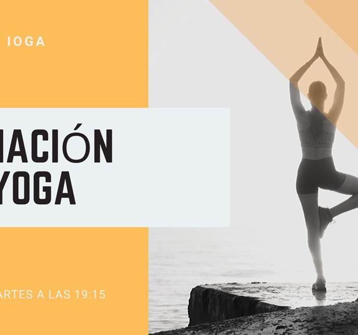 Hatha yoga los martes por la tarde - pic0