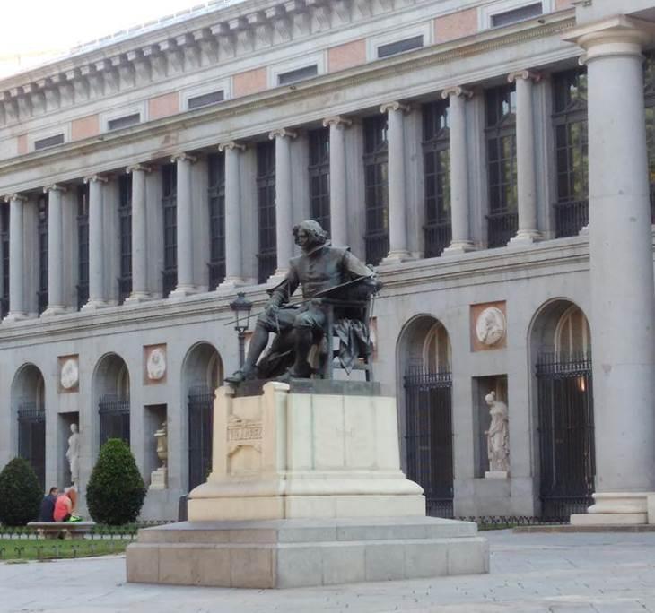 Paseando por el Museo del Prado - SÁBADO tarde - pic0