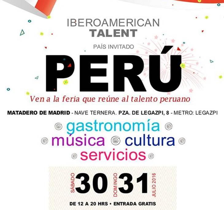 Iberoamerican Talent: PERU - pic0